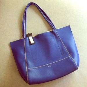 Botkier Soho Tote royal blue